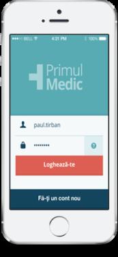 Aplicatia Primul Medic